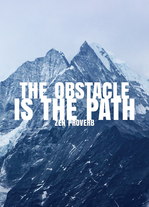 #534 - The Obstacle Is The Path