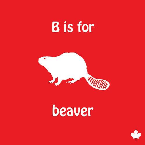 #371 - B Is For Beaver