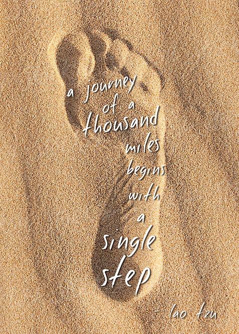 #531 - A Single Step