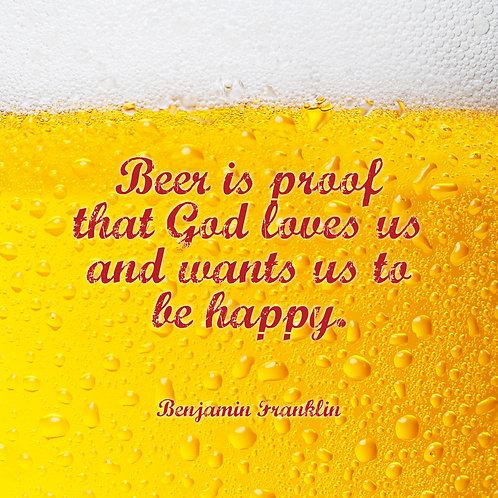 #303 - Beer Is Proof