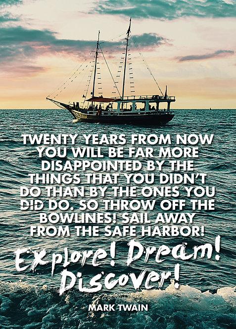 #543 - Explore! Dream! Discover!