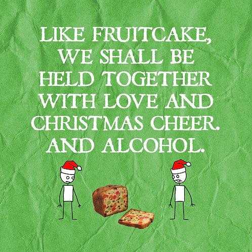 #613 - Like Fruitcake