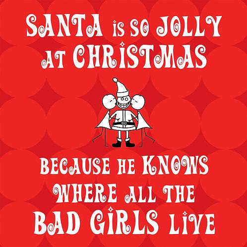 #600 - Santa Is So Jolly