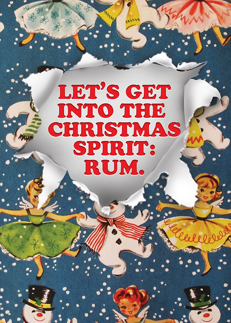 #417 - The Christmas Spirit: Rum