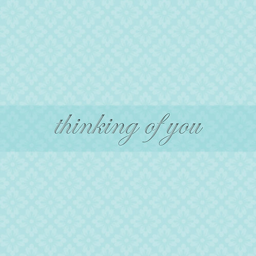 #328 - Thinking Of You