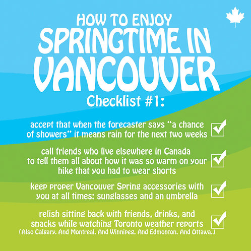 #379 - How To Enjoy Springtime In Vancouver