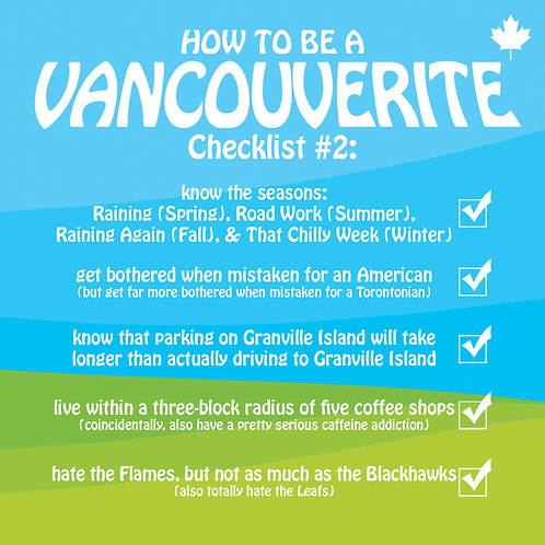 #373 - How To Be A Vancouverite #2