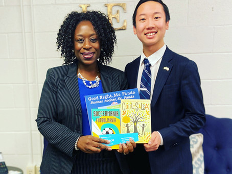 Preface Establishes Legacy Gift Program, Donates Curated Bilingual Books to Partner Schools