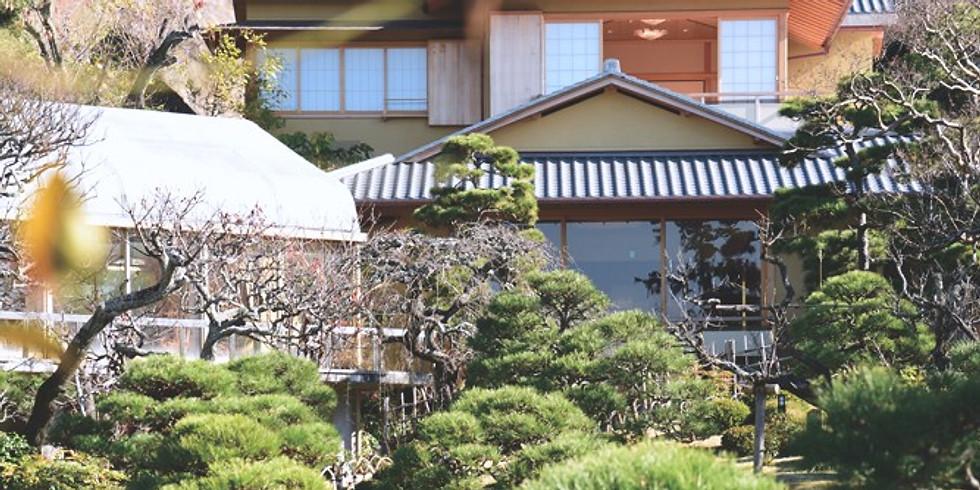 大磯の明治邸園を訪ねる (4)