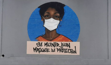 Chiara Barison in Dakar, Senegal