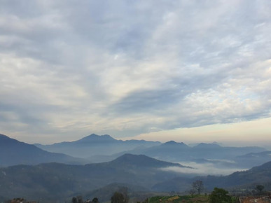 Swarnim Wagle in Nepal