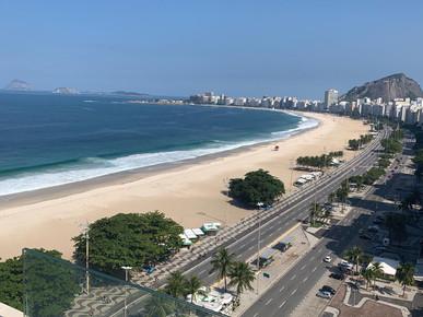 Debora Azevedo in Rio de Janeiro, Brazil