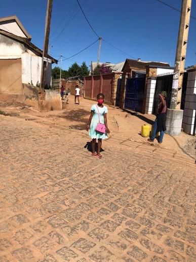 Lalao Ramanarivo Raharisoa in Madagascar