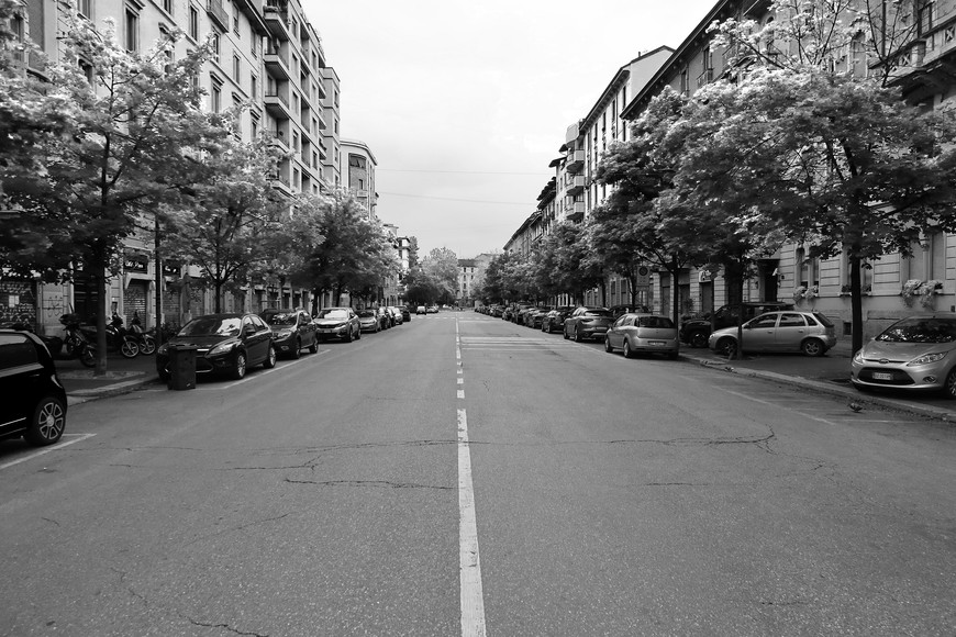 Adriano Abbado in Milan, Italy