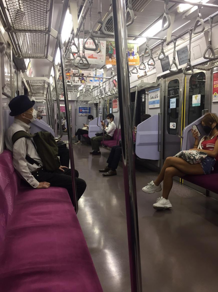 M.M. in Tokyo