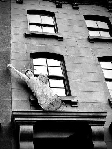 Emanuela Calabrini in Brooklyn, New York City