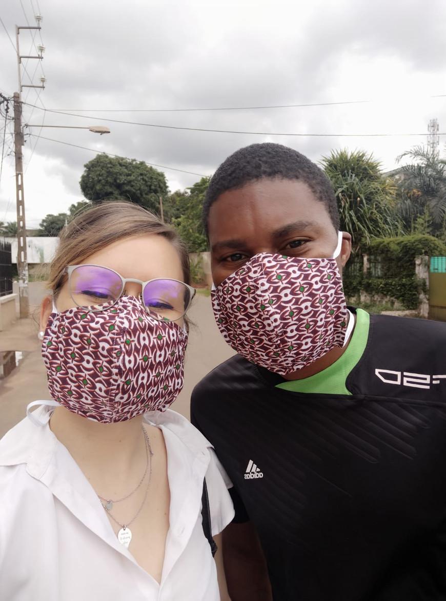 Yaounde, Cameroun (courtesy of AICS Khartoum)