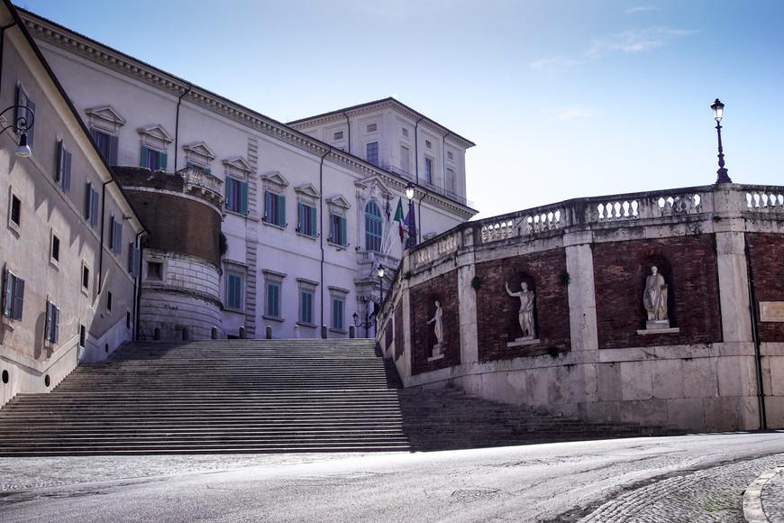 Virginia Viesi in Rome