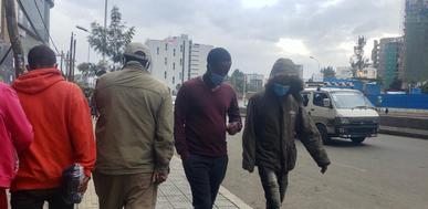 Kokob Yohannes Kebedew in Addis Ababa, Ethiopia