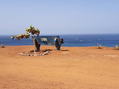 Chiara Barison in Dakar Senegal