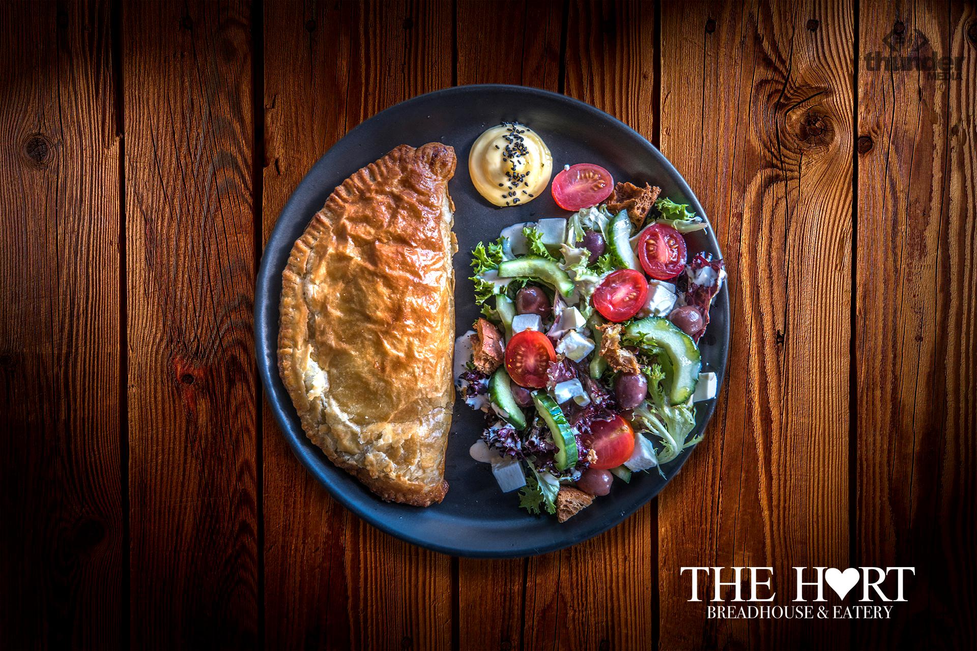 the hart melkbosstrand food