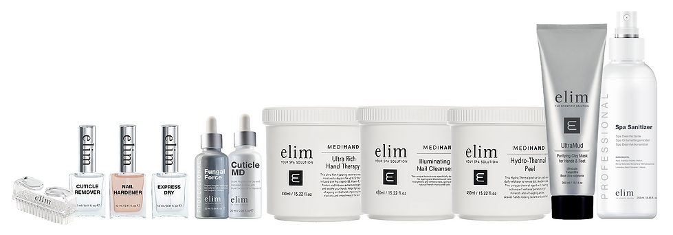 Elim, manufacture, best, pedicure brand, spa products, luxury, popular, best manicure product, most popular manicure brand, massage oil, essential oil, cellulite, orange peel skin, bikini body, high end spa products, latest innovation in spa products, top spa brands, how to get rid of hand pigmentation, hand cream