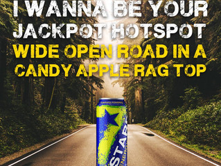 Just you, your can of 7Stars and an open road = the perfect travel combination! #ChooseDay #XtremeEn