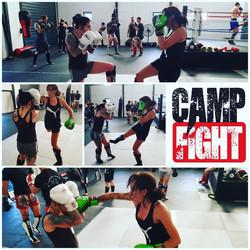 Camp Fight, MMA, South Africa, Cape