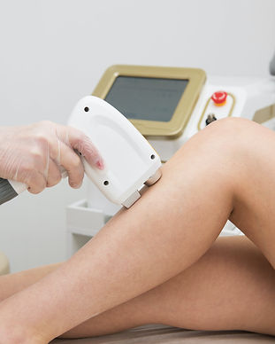 Hair Removal Pain Free For Smooth Body Looks on all hair areas.