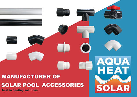 solar pool accessories Aqua Heat South Africa Hot Water pool Heat Pumps Home Domestic Commercial Industrial Cape Town Johannesburg Durban