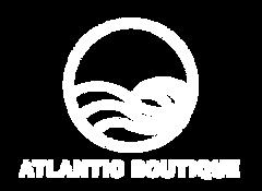 Atlantic Boutique Logo for their new Salon at Atlantic Beach Estate, Melkbosstrand.
