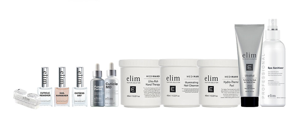 medi hand elim retal pro spa products an