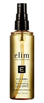 Gold Spritz 100ml,Elim, manufacture, best pedicure brand, best spa products, luxury spa brand, popular spa brand, cracked heel solution, medi pedi, best manicure product, most popular manicure brand, massage oil, essential oil, cellulite, orange peel skin, bikini body, high end spa products, latest innovation in spa products, top spa brands, cracked heels, best pedicure, how to get rid of hand pigmentation, hand cream, best hand cream, best pedicure, USA