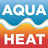 logo Aqua Heat South Africa Hot Water Heat Pumps Home Domestic Industrial Cape Town Johannesburg Durban