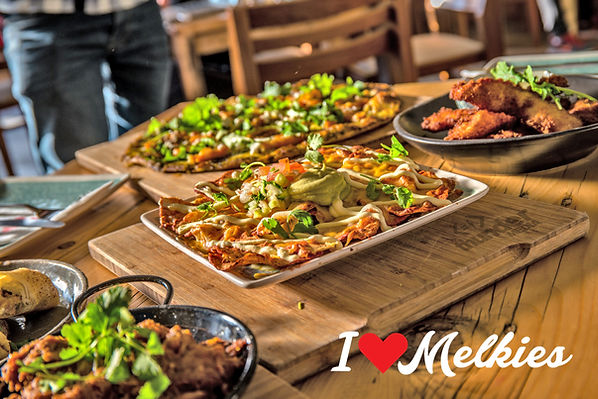 I love Melkies Restaurant Melkbosstrand Cape town Places to eat Lunch and Dinner best Coffee Pizza and tapas