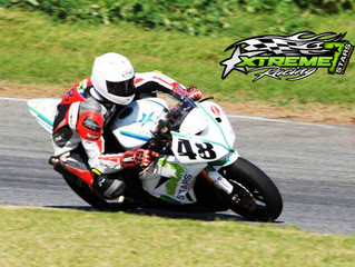 Gareth Gehlig took 12th place in Race 2 of the National Super GP 600