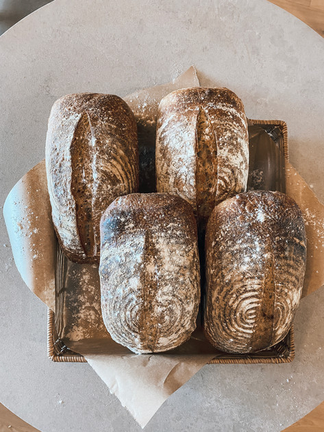 Bread for Milkwood Deli