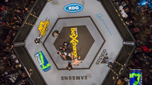10 of the most XTREME moments from #EFC59 last weekend at Carnival City in Johannesburg brought to y