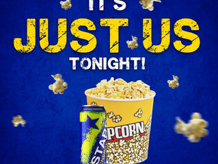 We're halfway through the week! How does a #MidweekMovieNight sound right now? #BeASTAR