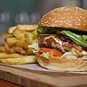 CLASSIC CHEESE (Beef / Chicken / Vegetarian)