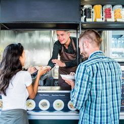 Do you own a Foodtruck ?