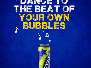 What tunes are you dancing away to this #TunesTuesday? Dance to the beat of your own bubbles with a