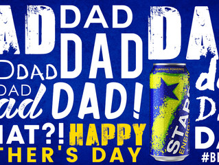 Who needs a SUPERHERO when you have DAD!   #FathersDay #BeASTAR
