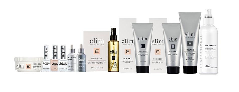 mediheel elim spa products cracked heel Elim South Africa