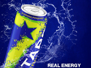 Quench your thirst... with a real energy refreshment. #XtremeEnergy