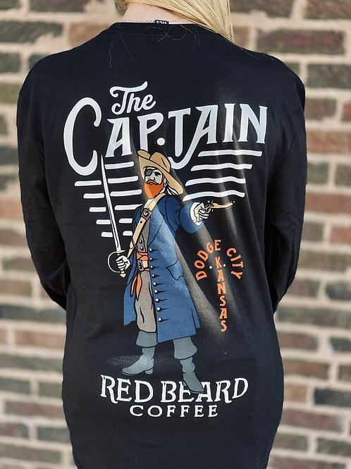 Captain Long Sleeve
