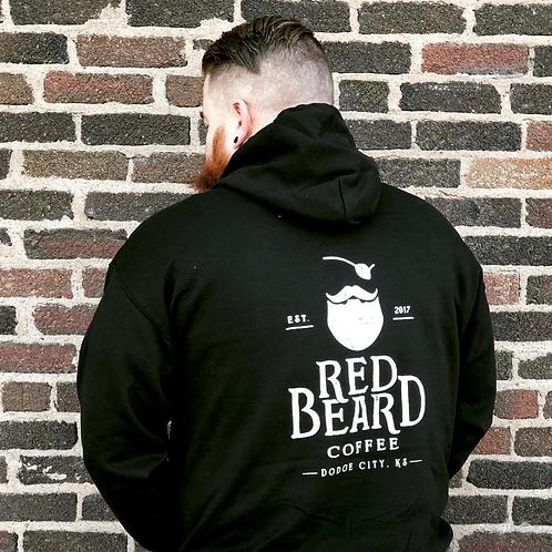 Red Beard Hoodie