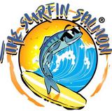 THE SURFIN' SALMON!