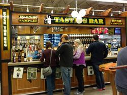 Jungle Jim's Craft Beer Bar!