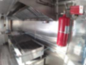 Food Truck Fabrication